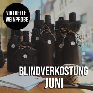 Virtuelle Weinprobe @ Zuhause