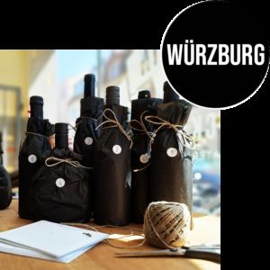 Blindverkostung @ Wohlsein Weine Würzburg